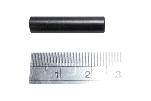 M3 Black Anodized Aluminum Standoffs (Various Lengths)