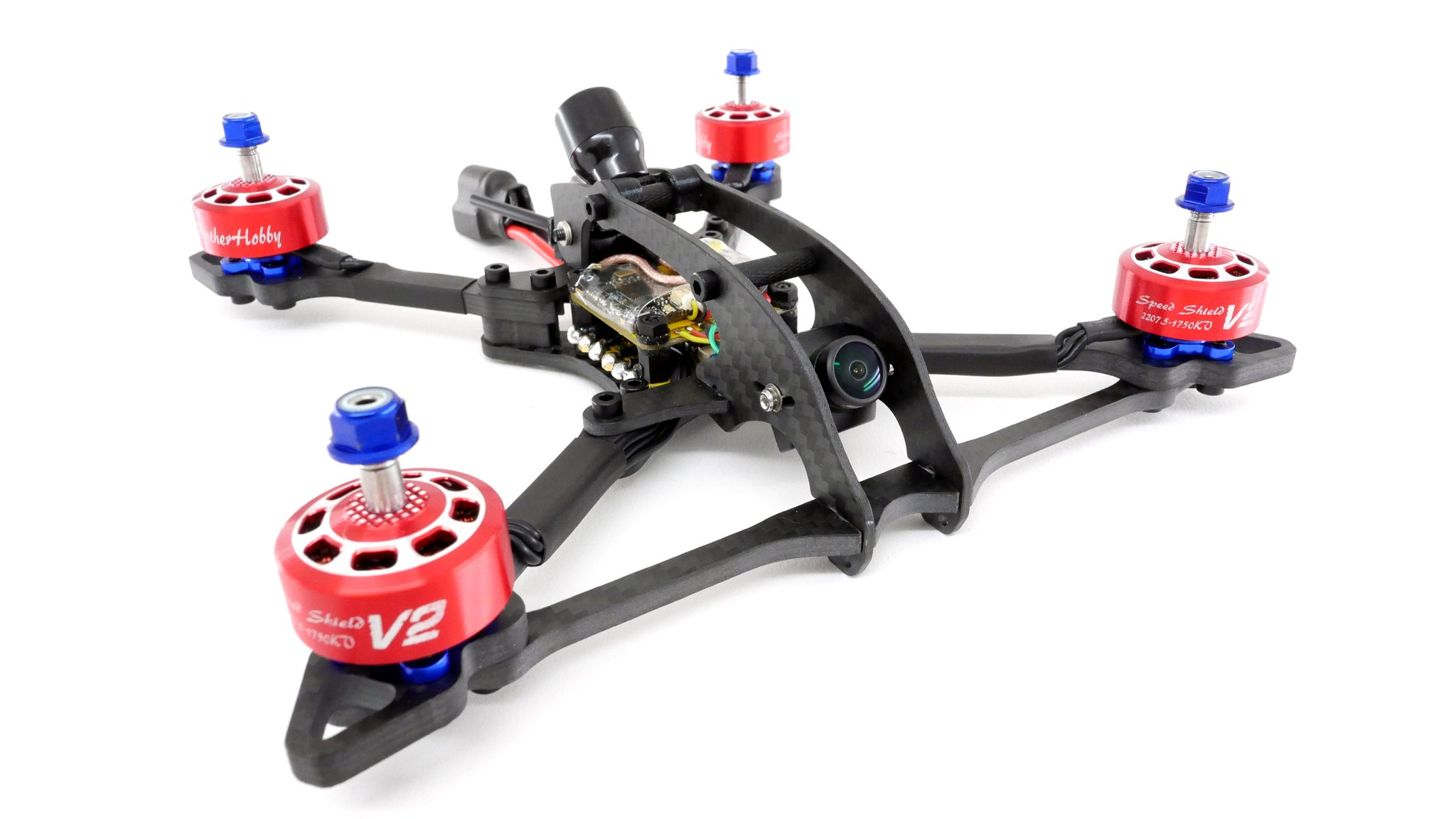 Raging Droner 5R Frame Kit
