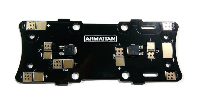 Armadillo Integrated PDB 5V and 12V