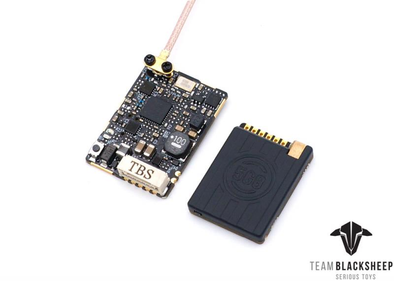 TBS Unify Pro 5.8GHz Race 2 MMCX VTX