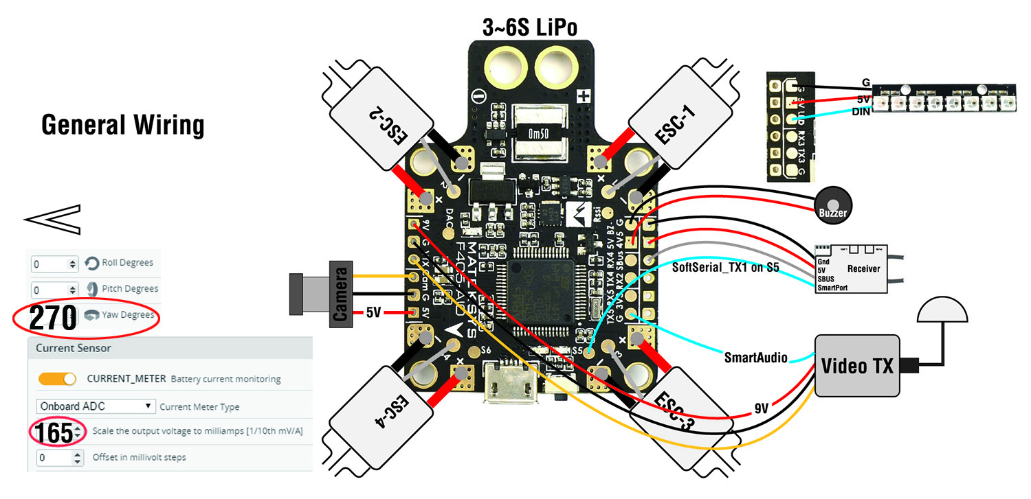 Pixhawk Wiring Overview also F Wing C furthermore Matek F Ctr Fc Flight Controller Manual Connection Diagram also Tbs Powercube Elite Bundle Colibri Race V Flight Controller Output Pins Ports besides Physical Diagram. on flight controller wiring diagram