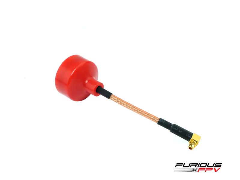 FuriousFPV BigMac Antenna MMCX 90 Degree RHCP (2 pieces)