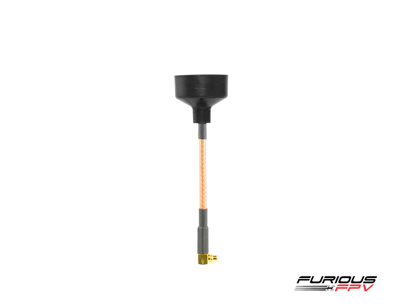 FuriousFPV BigMac Antenna MMCX 90 Degree LHCP (2 pieces)