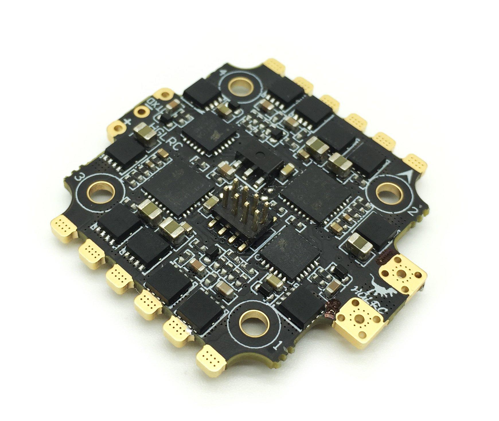 HGLRC DinoShot BLHeli_32 ESC Replacement for XJB F440 20X20mm