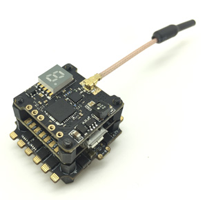 HGLRC F428 Omnibus F4 28A BLHeli_S 4in1 and Switchable VTX