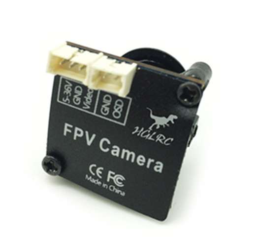 HGLRC Elf Micro CCD FPV Camera with 2.3mm Lens