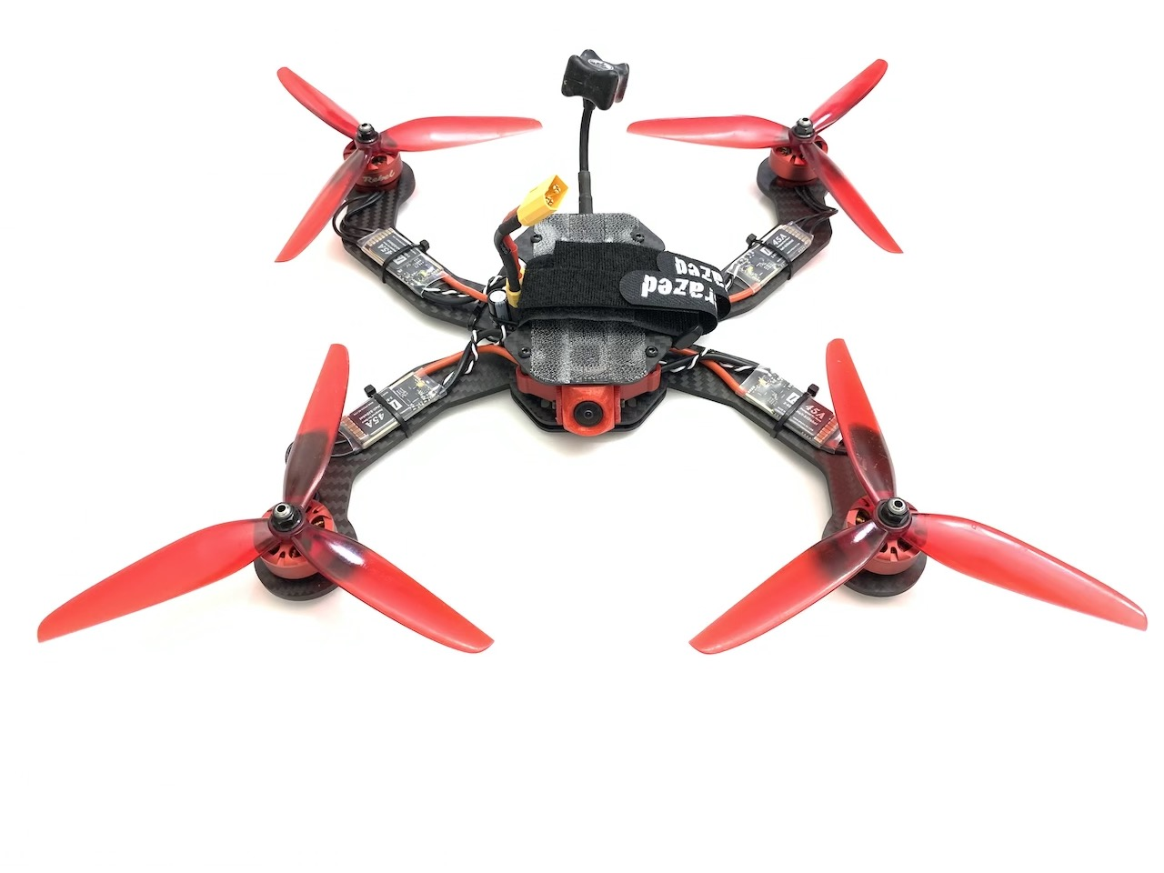 Craze 310 Long Range Quad Frame Kit