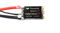 FVT Little Bee Summer 35A 32-Bit BLHeli_32 ESC