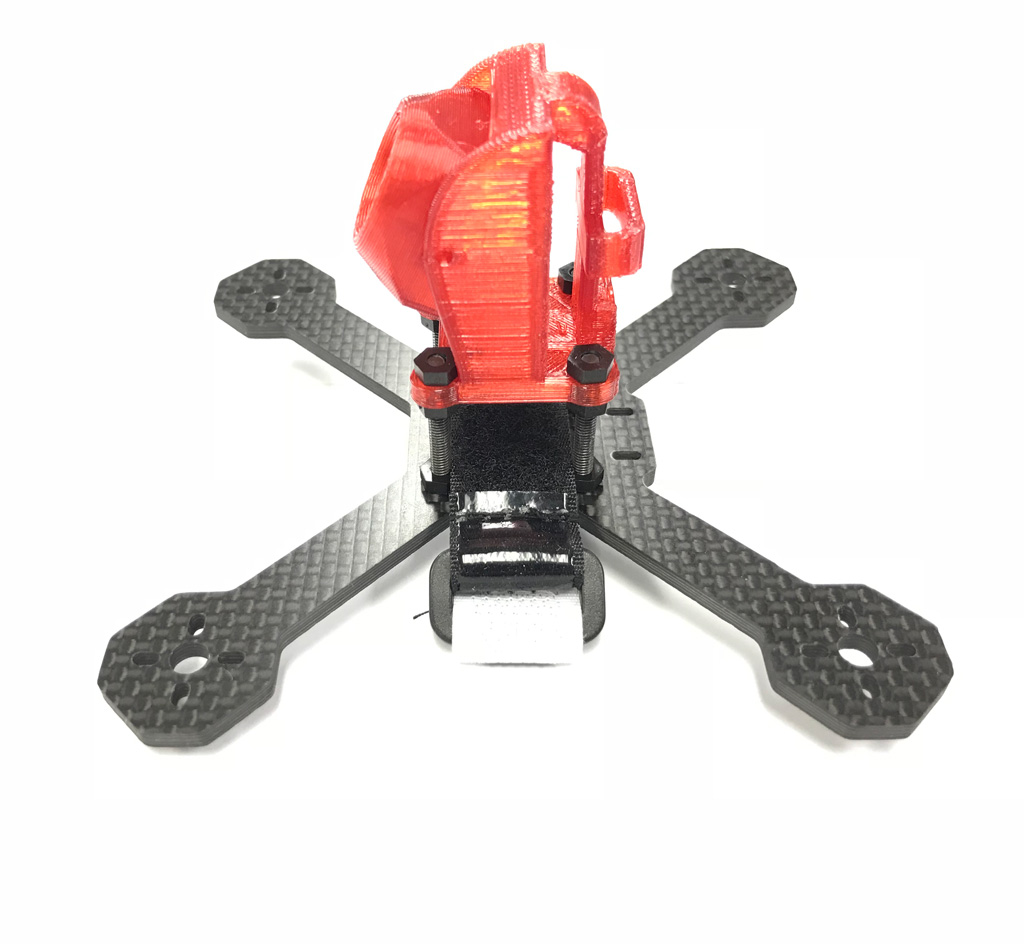 "Micro Ripper Ultra Light Brushless 3"" Frame"