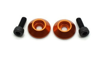 Armattan Oomph Orange Prop Mount Pair