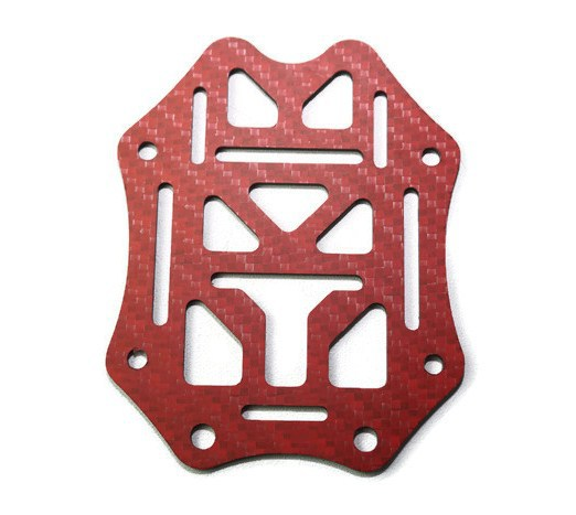 SCX 200 Red Top Plate
