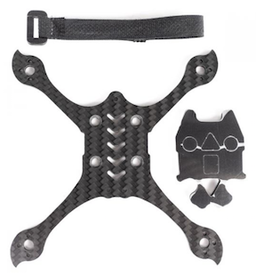 Babyhawk Race Pro 2.5 Parts-Bottom Plate Pack