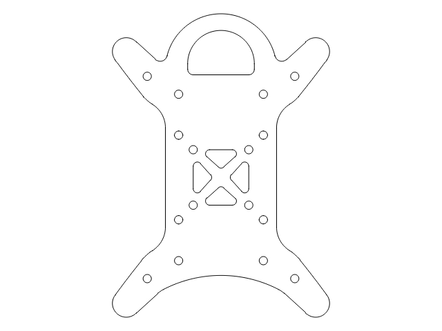 Slim Phast XL Main Plate
