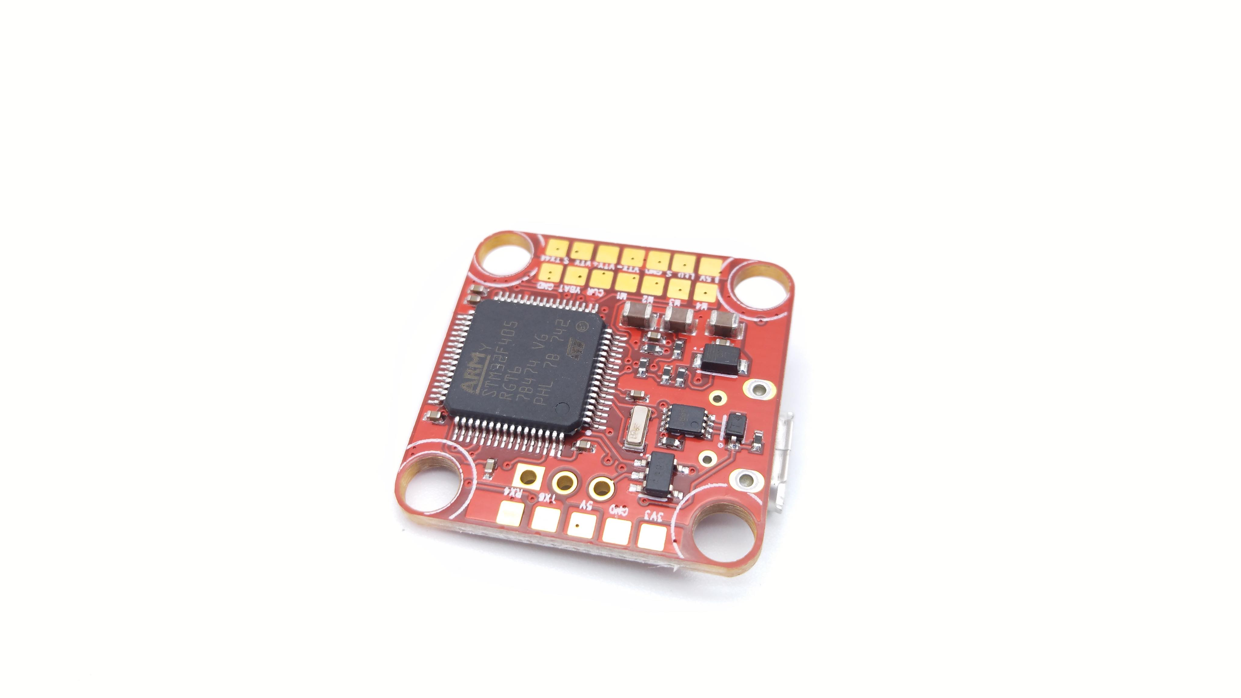Heli-Nation Talon F4 20x20 FC Flight Controller
