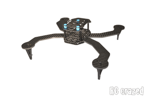 Craze 310 Quad Frame Kit