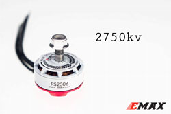 EMAX White RS2306 2750kv Racing Series Brushless Motor