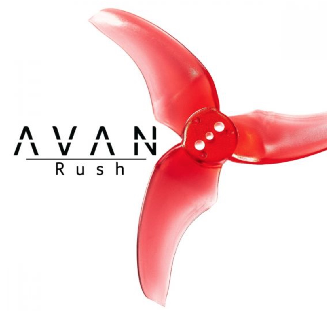 "Avan Rush 2.5"" Propeller Set"
