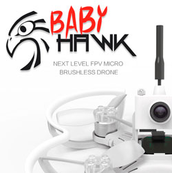 EMAX BabyHawk 85mm Brushless Drone