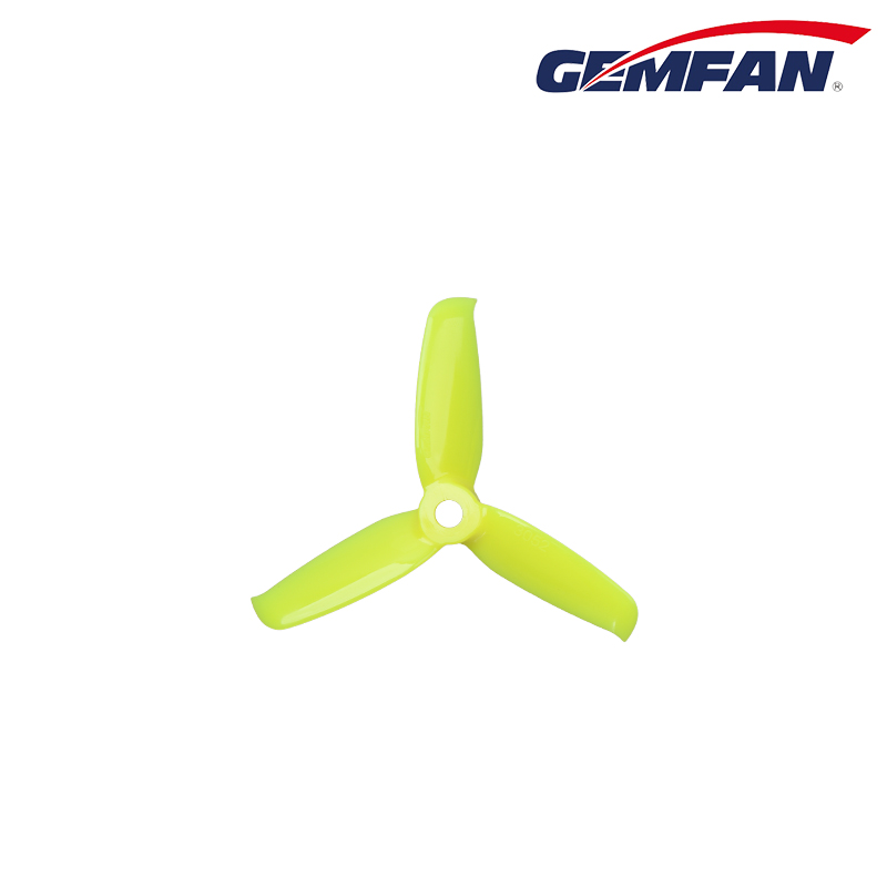 "Lemon Yellow Gemfan Flash 3052 3"" Propeller Set"