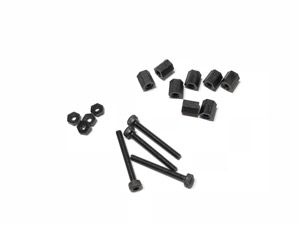 M2x18mm Steel Bolt Stack Mount Hardware Kit