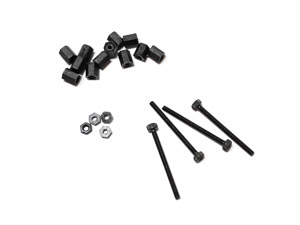 M2x25mm Steel Bolt Stack Mount Hardware Kit