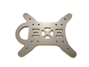 "Slim Phast 5"" Main Plate (Large Center)"
