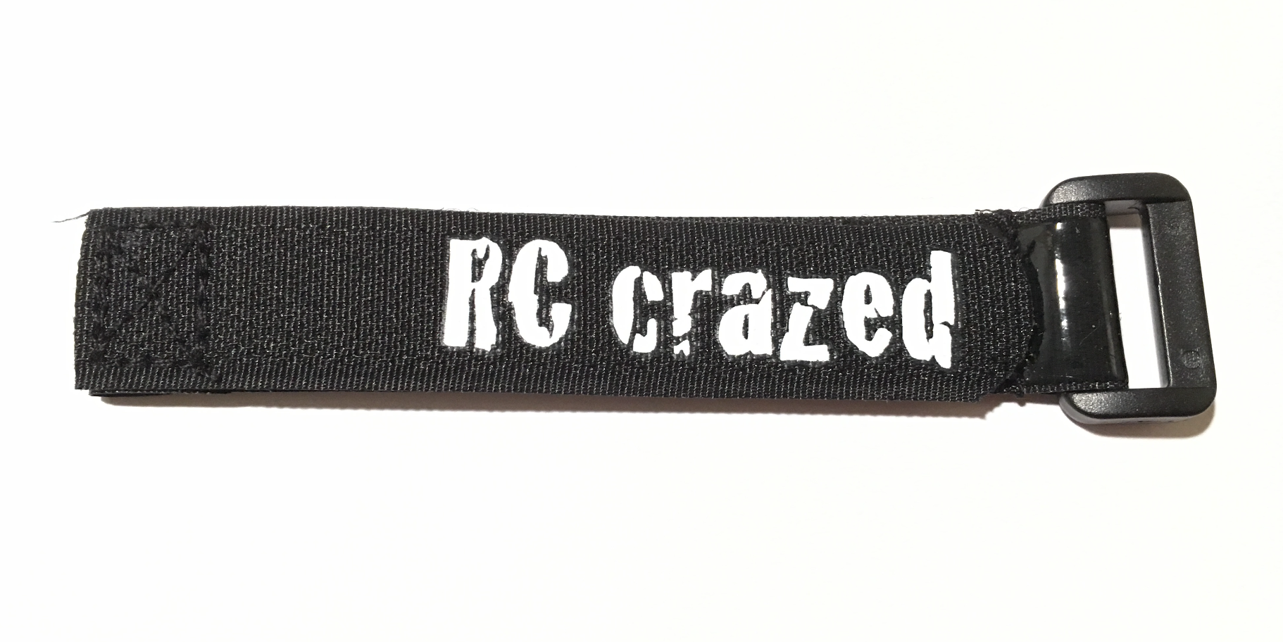 RC Crazed Rubberized Velcro Battery Strap